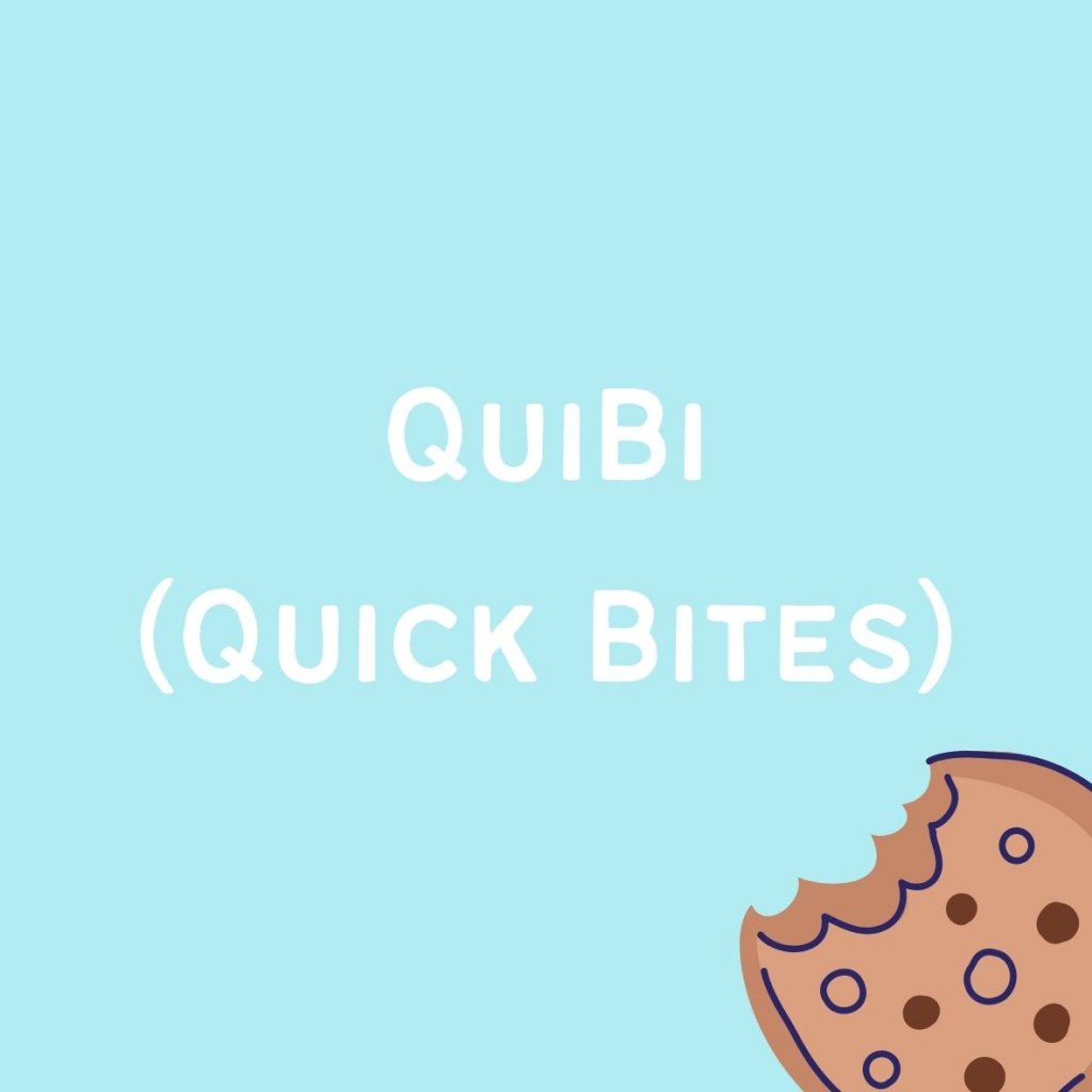Quick Bites Story Competition
